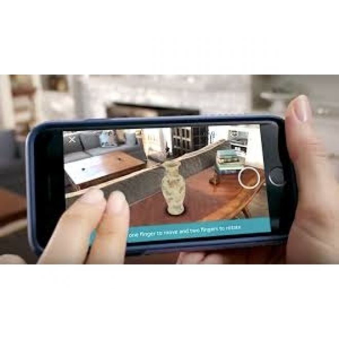 Augmented Reality Viewer App (AR app)